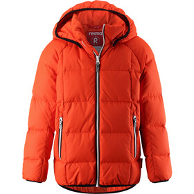 Reima Jord Down Jacket Youth orange